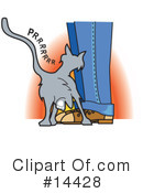 Cat Clipart #14428 by Andy Nortnik