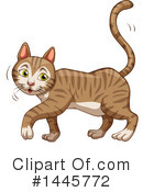 Cat Clipart #1445772 by Graphics RF