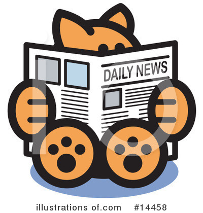 Cats Clipart #14458 by Andy Nortnik