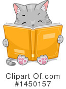 Royalty-Free (RF) Cat Clipart Illustration #1450157