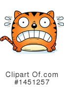 Cat Clipart #1451257 by Cory Thoman