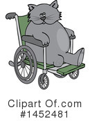 Cat Clipart #1452481 by djart