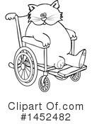 Cat Clipart #1452482 by djart