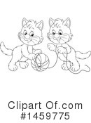 Cat Clipart #1459775 - Jun 12th, 2017