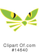 Royalty-Free (RF) Cat Clipart Illustration #14640