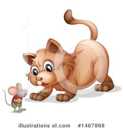 Mouse Clipart #1467868 by Graphics RF