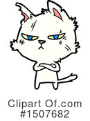 Cat Clipart #1507682 by lineartestpilot