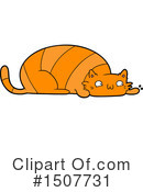 Cat Clipart #1507731 by lineartestpilot