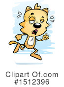 Cat Clipart #1512396 by Cory Thoman
