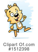 Cat Clipart #1512398 by Cory Thoman