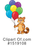 Cat Clipart #1519108 by visekart
