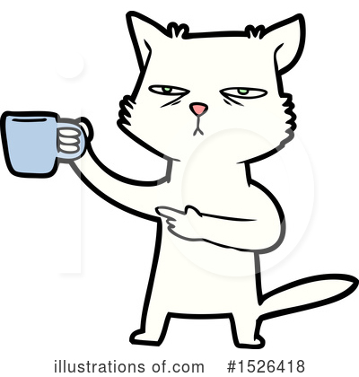 Coffee Clipart #1526418 by lineartestpilot