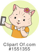 Cat Clipart #1551355 by BNP Design Studio