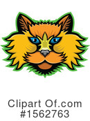 Cat Clipart #1562763 by patrimonio