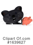 Cat Clipart #1639627 by Julos