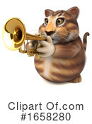 Cat Clipart #1658280 by Julos