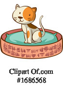 Cat Clipart #1686568 by Graphics RF