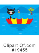 Cat Clipart #19455 by Venki Art