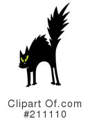 Cat Clipart #211110 by Hit Toon