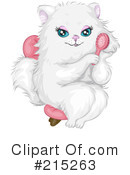 Cat Clipart #215263 by BNP Design Studio