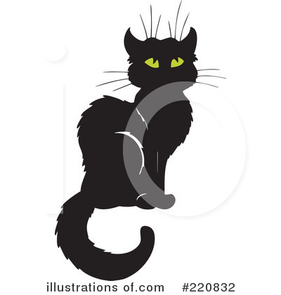 Cat Clipart #220832 by visekart