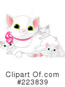 Cat Clipart #223839 by Pushkin
