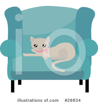 Living Room Clipart #28834 by Melisende Vector