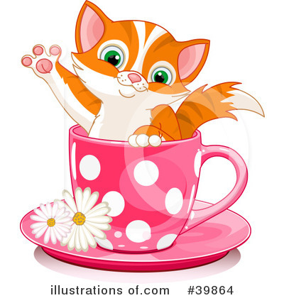 Tea Cup Clipart #39864 by Pushkin