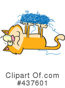Cat Clipart #437601 by toonaday