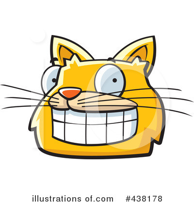 Cat Clipart #438178 by Cory Thoman