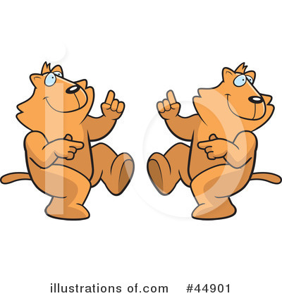Royalty-Free (RF) Cat Clipart Illustration by Cory Thoman - Stock Sample #44901