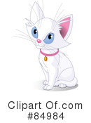 Cat Clipart #84984 by Pushkin