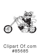 Cat Clipart #85685 by Spanky Art