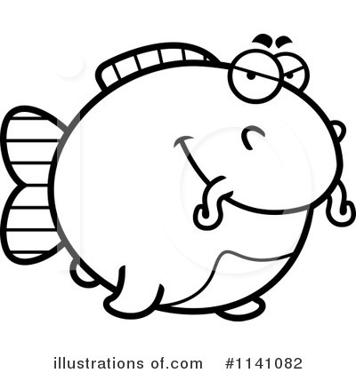 Catfish Clipart 1141082 By Cory Thoman Royalty Free RF