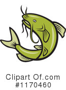 Royalty-Free (RF) Catfish Clipart Illustration #1170460