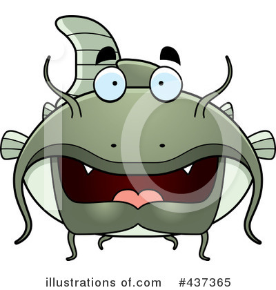 Fish Clipart #437365 by Cory Thoman