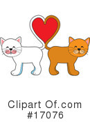 Cats Clipart #17076 by Maria Bell