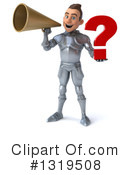 Caucasian Male Knight Clipart #1319508 by Julos