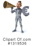 Caucasian Male Knight Clipart #1319536 by Julos