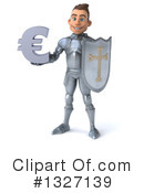 Caucasian Male Knight Clipart #1327139 by Julos