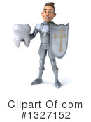 Caucasian Male Knight Clipart #1327152 by Julos