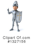 Caucasian Male Knight Clipart #1327156 by Julos
