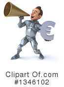 Caucasian Male Knight Clipart #1346102 by Julos