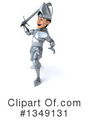 Caucasian Male Knight Clipart #1349131 by Julos