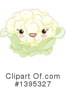 Cauliflower Clipart #1395327 by Pushkin