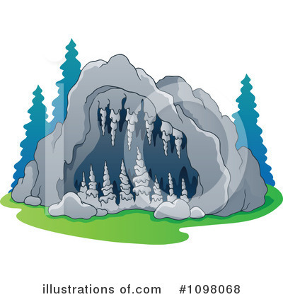 Cave Clipart #1098068 by visekart