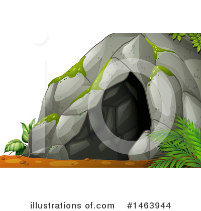 Cave Clipart #1463944 by Graphics RF