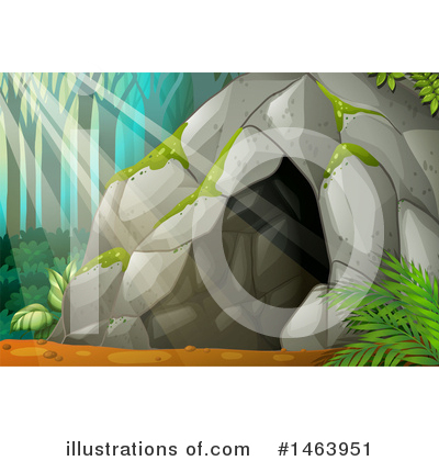 Cave Clipart #1463951 by Graphics RF