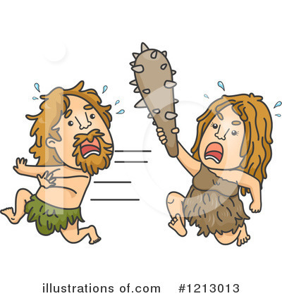 Prehistoric Clipart #1213013 by BNP Design Studio