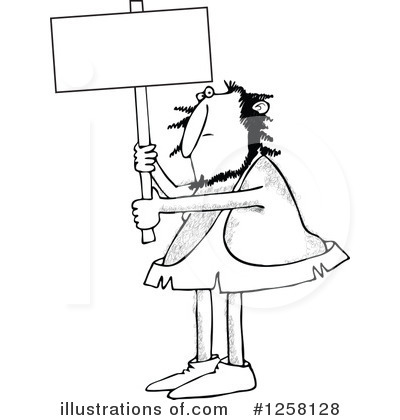 Protestor Clipart #1258128 by djart